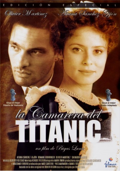 La Camarera Del Titanic - Edicion Especial (Estuche Slim)