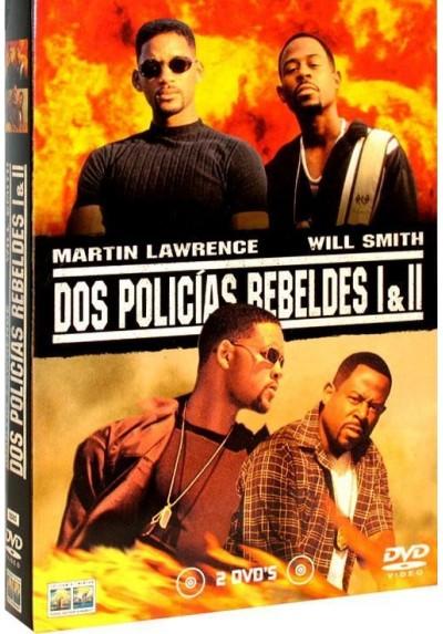 Pack Dos Policías Rebeldes I & II