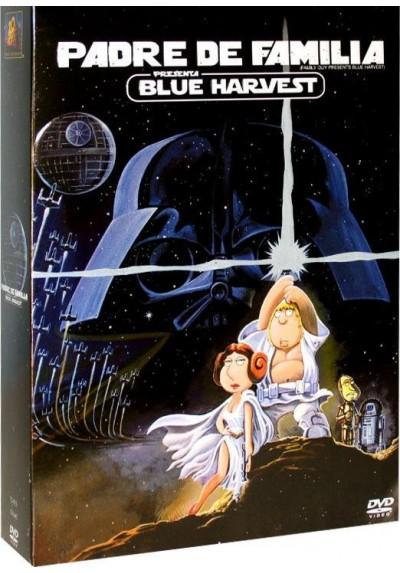 Padre de Familia presenta Blue Harvest - Edición Coleccionista