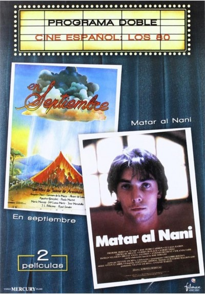 Pack En Septiembre / Matar Al Nani (Cine Español De Los 80)