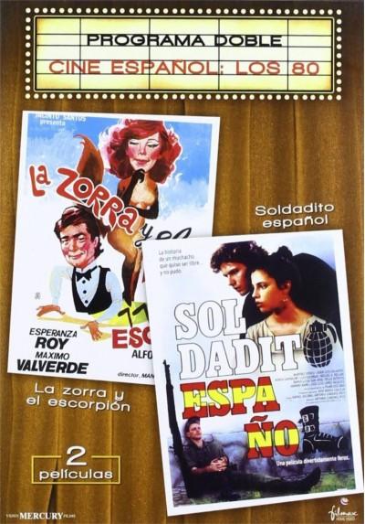 Pack La Zorra Y El Escorpion / Soldadito Español (Cine Español De Los 80)