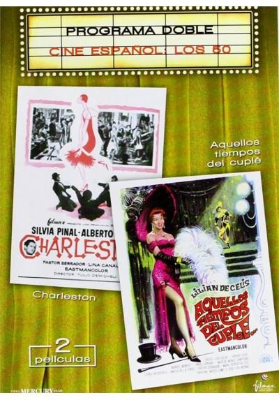 Pack Charleston / Aquellos Tiempos Del Cuple(Cine Español De Los 50)