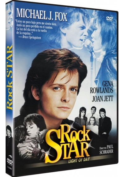 Rock Star (1987) (Light Of Day)