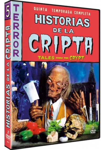 Historias De La Cripta - 5ª Temporada (Tales From The Crypt)