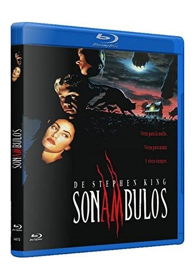 Sonambulos (Blu-Ray) (Stephen King'S Sleepwalkers)
