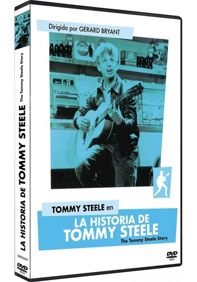 La Historia De Tommy Steele (Dvd-R) (The Tommy Steele Story)