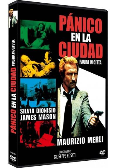 Panico En La Ciudad (1978) (Dvd-R) (Paura In Città)