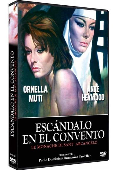 Escandalo En El Convento (Dvd-R) (Le Monache Di Sant'Arcangelo)