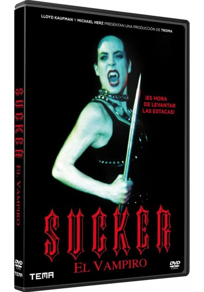 Sucker: El Vampiro (Sucker: The Vampire)