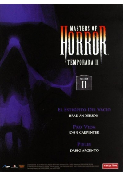 Masters Of Horror - II Temporada - Vol. 2