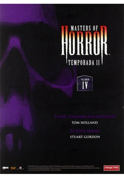 Masters Of Horror - II Temporada - Vol. 4