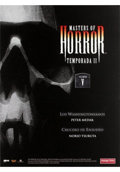 Masters Of Horror - II Temporada - Vol. 5