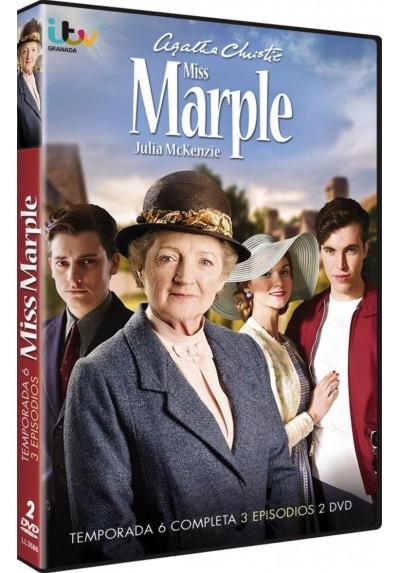 Agatha Christie : Miss Marple - 6ª Temporada