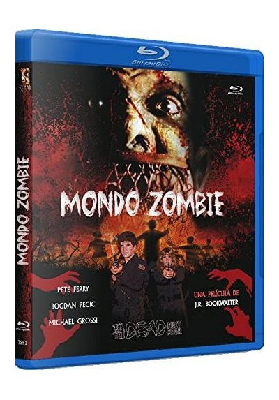 Mondo Zombie (Blu-Ray) (The Dead Next Door)