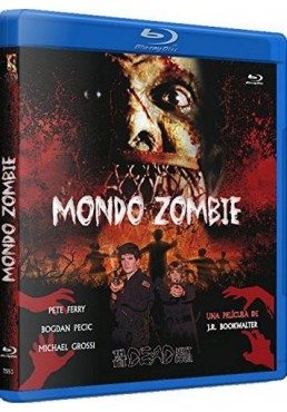 Mondo Zombie (Blu-Ray) (The Dead Next Door)