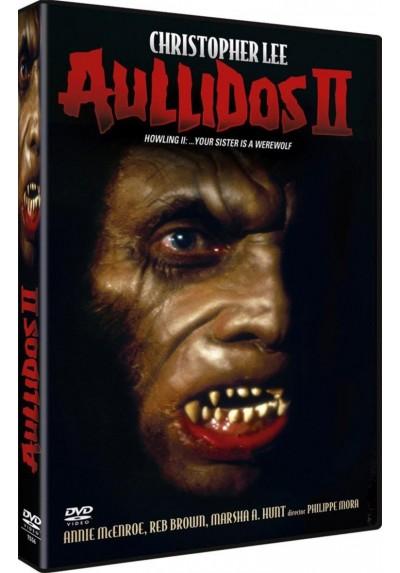 Aullidos 2 (Howling II: Stirba - Werewolf Bitch)