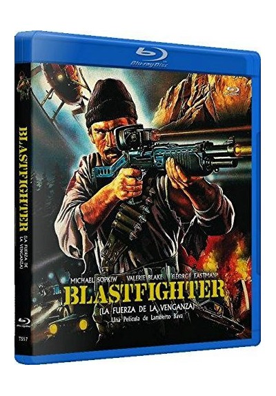 Blastfighter : La Fuerza De La Venganza (Blu-Ray) (Blastfighter)