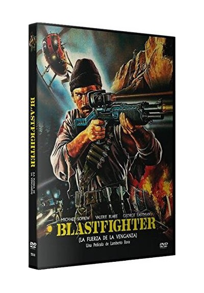 Blastfighter : La Fuerza De La Venganza (Blastfighter)