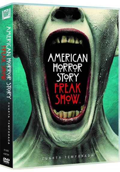 American Horror Story : Freak Show - 4ª Temporada
