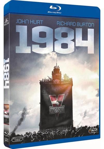 1984 (Blu-Ray) (Nineteen Eighty-Four)