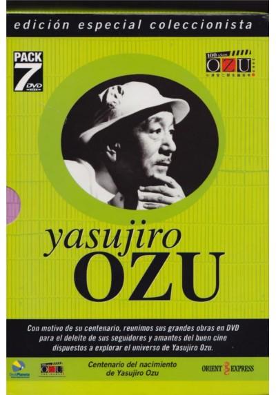 Pack Yasujiro Ozu (Ed. Coleccionista)