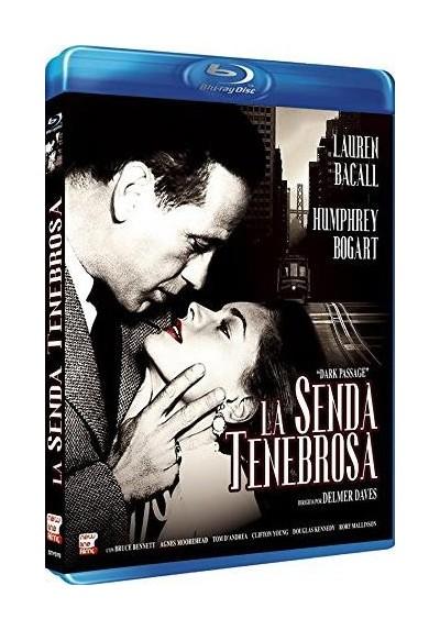 La Senda Tenebrosa (Blu-Ray) (Dark Passage)