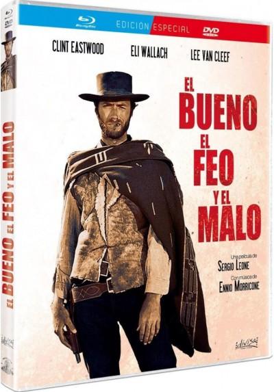El Bueno, El Feo Y El Malo (Blu-Ray + Dvd) (Il Buono, Il Brutto, Il Cattivo)