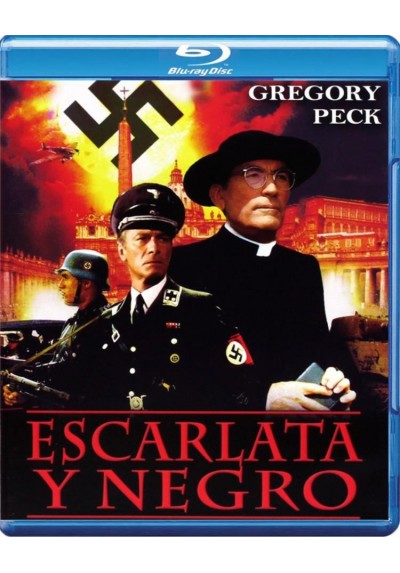 Escarlata Y Negro (Blu-Ray) (The Scarlett And The Black)