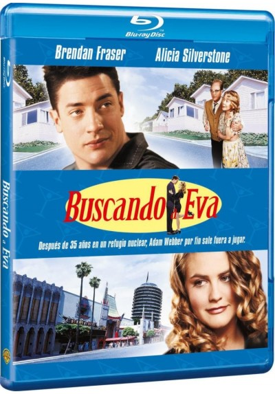 Buscando A Eva (Blu-Ray) (Blast From The Past)