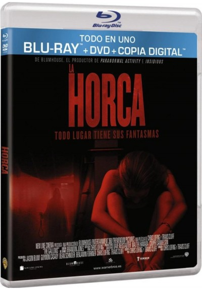 La Horca (Blu-Ray + Dvd + Copia Digital) (The Gallows)