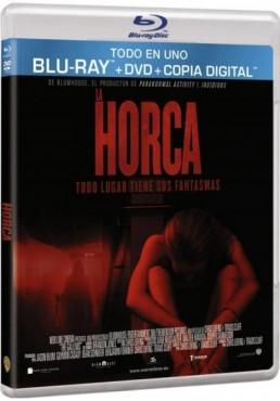 La Horca (Blu-Ray + Dvd + Copia Digital) (The Gallows)
