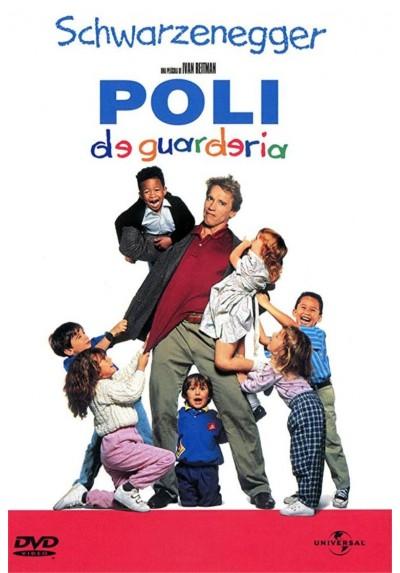 Poli De Guarderia (Kindergarten Cop)
