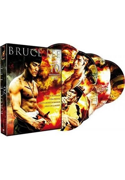 Bruce Lee (70ª Aniversario) (Ed. Integral)