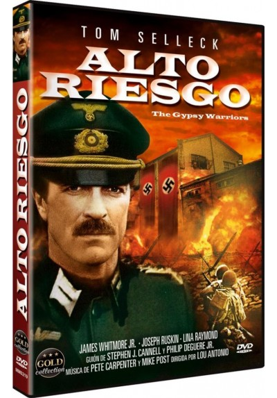 Alto Riesgo (1978) (The Gypsy Warriors)