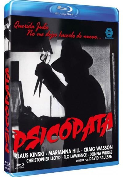 Psicopata (Schizoid) (Bd-R) (Blu-ray)