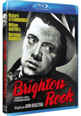 Brighton Rock (Young Scarface) (Bd-R) (Blu-ray)