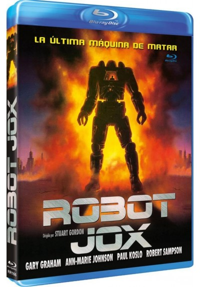 Robot Jox (Robojox) (Bd-R) (Blu-ray)
