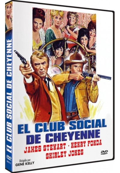 El club social de Cheyenne (The Cheyenne Social Club)