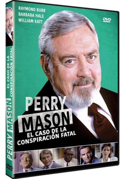 Perry Mason - El Caso De La Conspiracion Fatal (The Case Of The Fatal Framing)