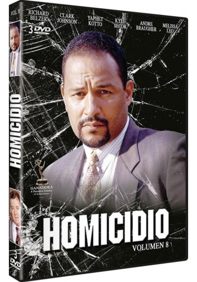Homicidio - Vol. 8 (Homicide: Life On The Street)