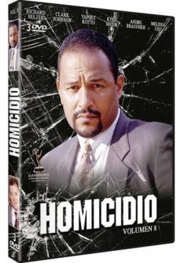 Homicidio - Vol. 8 (Homicide: Life On The Street)