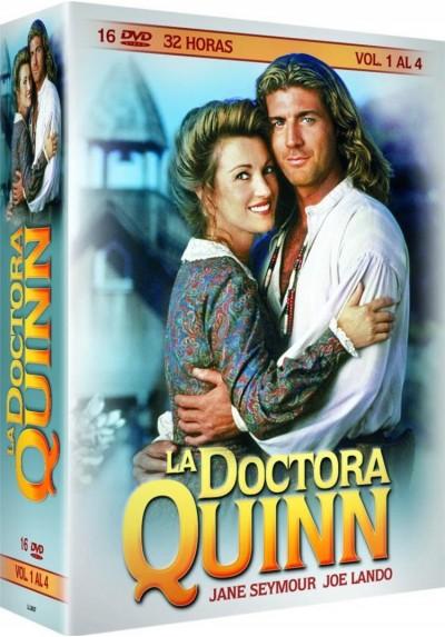Pack La Doctora Quinn : Vol. 1 A 4 (Dr. Quinn, Medicine Woman)