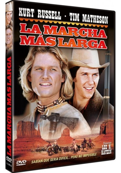 La Marcha Mas Larga (The Quest)