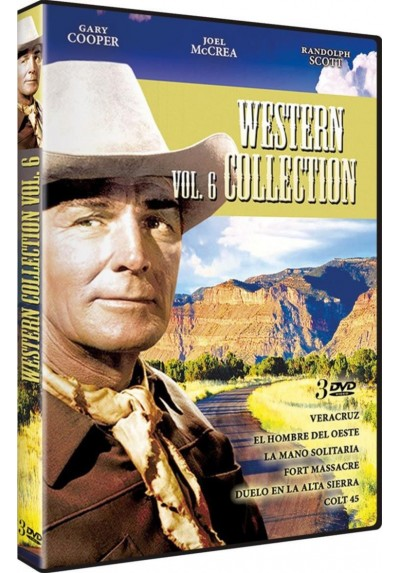 Pack Western Collection - Vol. 6