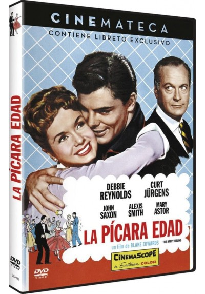 Cinemateca: La Picara Edad (This Happy Feeling)