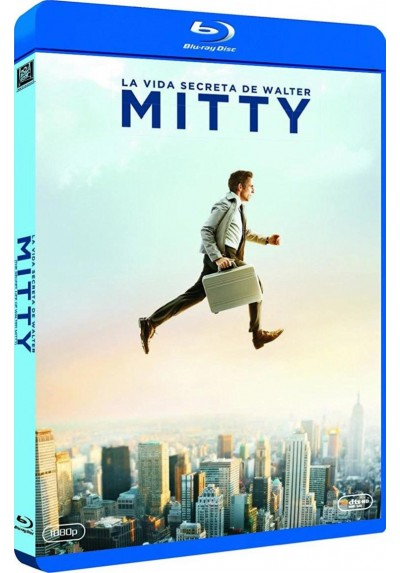 La Vida Secreta De Walter Mitty (2013) (Blu-Ray) (The Secret Life Of Walter Mitty)