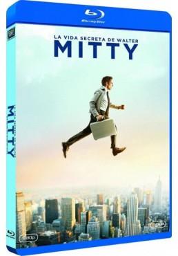 La Vida Secreta De Walter Mitty (2013) (Blu-Ray) (The Secret Life Of Walter Mitty)