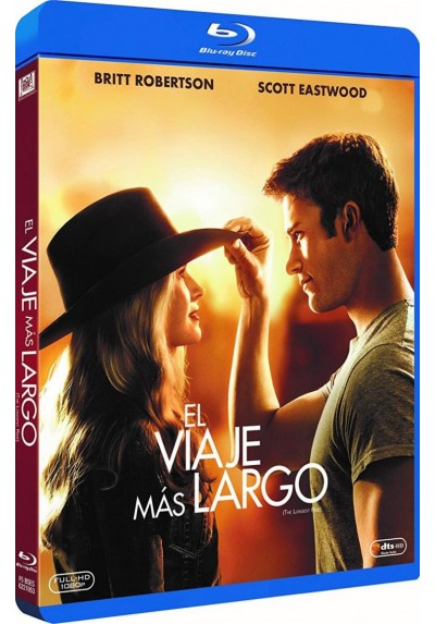 El Viaje Mas Largo (Blu-Ray) (The Longest Ride)
