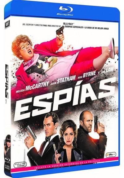 Espias (2015) (Blu-Ray) (Spy)