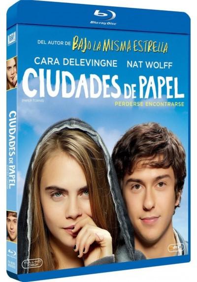 Ciudades De Papel (Blu-Ray) (Paper Towns)